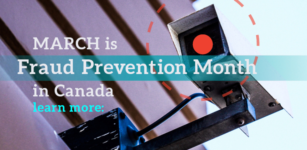 Fraud Prevention Month in Canada